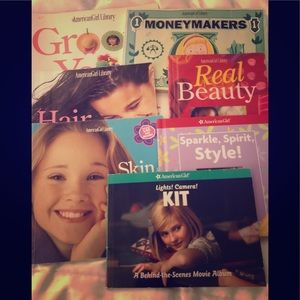 American Girl Books-Ages 8 and Up